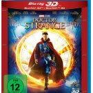 Doctor Strange (2016) - Benedict Cumberbatch  Blu-ray 3D + Blu-ray