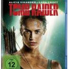 Tomb Raider (2018) - Alicia Vikander  Blu-ray