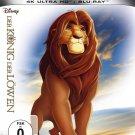 The Lion King (1994)  4K Ultra HD + Blu-ray