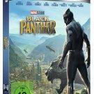 Black Panther (2018) - Chadwick Boseman  4K Ultra HD + Blu-ray