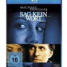 Don´t Say A Word (2001) - Michael Douglas  Blu-ray