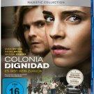 Colonia (2015) - Emma Watson  Blu-ray