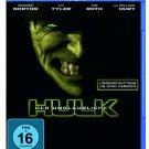 The Incredible Hulk (2008) - Edward Norton  Blu-ray