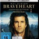 Braveheart (1995) - Mel Gibson  4K Ultra HD + Blu-ray