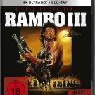 Rambo 3 (1988) - Sylvester Stallone  4K Ultra HD + Blu-ray