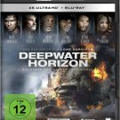 Deepwater Horizon (2016) - Mark Wahlberg  4K Ultra HD + Blu-ray