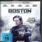 Patriots Day (2016) - Mark Wahlberg  4K Ultra HD + Blu-ray