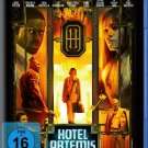 Hotel Artemis (2018) - Jodie Foster  Blu-ray