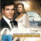 James Bond 007 : Live And Let Die (1973) - Roger Moore  Blu-ray