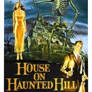 House On Haunted Hill (1959) - Vincent Price  Color Version  DVD