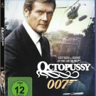 James Bond 007 : Octopussy (1983) - Roger Moore  Blu-ray