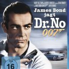 James Bond 007: Dr.No (1962) - Sean Connery  Blu-ray