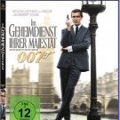 James Bond 007 : On Her Majesty's Secret Service (1969) - George Lazenby  Blu-ray