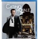 James Bond 007 : Casino Royale (2006) - Daniel Craig  Blu-ray