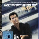 James Bond 007 : Tomorrow Never Dies (1997) - Pierce Brosnan  Blu-ray
