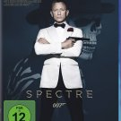 James Bond 007 : Spectre (2015) - Daniel Craig  Blu-ray