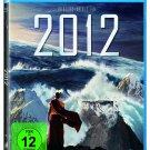 2012 (2009) - John Cusack  Blu-ray