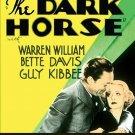 The Dark Horse (1932) - Bette Davis  DVD