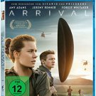 Arrival (2016) - Amy Adams  Blu-ray