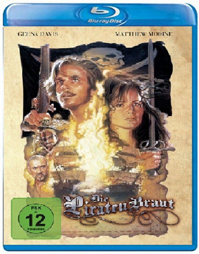 Cutthroat Island (1995) - Geena Davis  Blu-ray