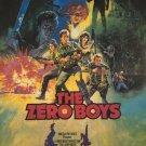 The Zero Boys (1986) - Daniel Hirsch  DVD