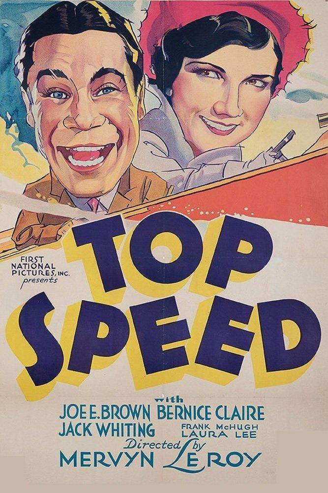 Top Speed (1930) - Joe E. Brown  DVD