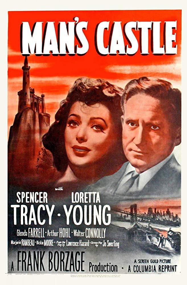 Man´s Castle (1933) - Spencer Tracy  DVD