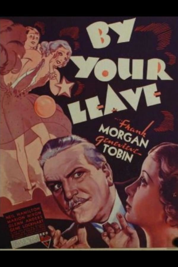 By Your Leave (1934) - Frank Morgan  DVD