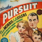 Pursuit (1935) - Chester Morris  DVD