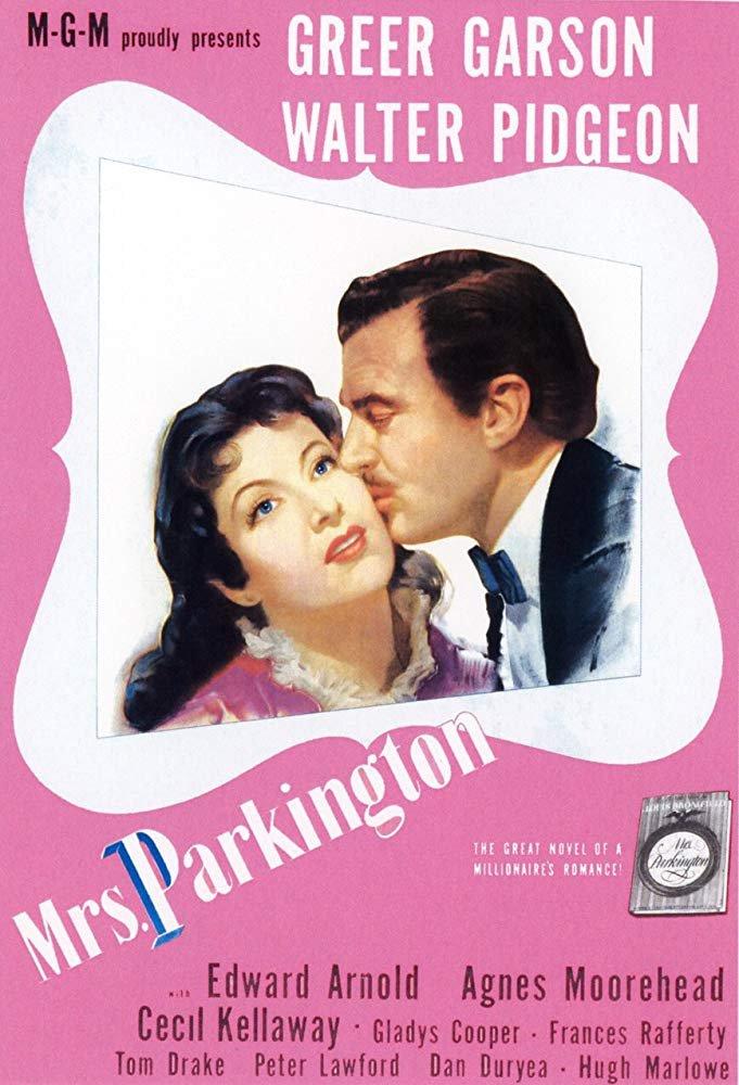 Mrs. Parkington (1944) - Greer Garson  DVD