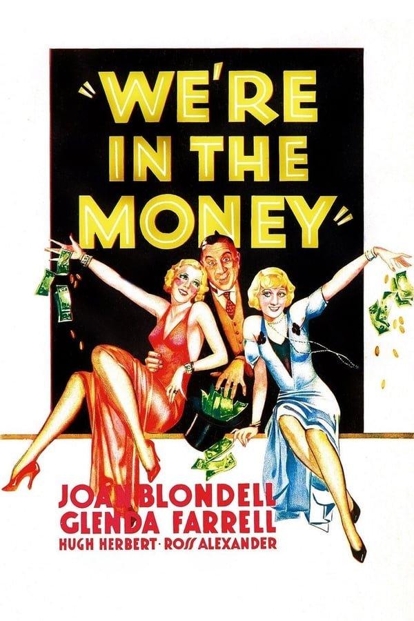 We´re In The Money (1935) - Joan Blondell  DVD