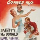 The Sun Comes Up (1949) - Jeanette MacDonald  DVD