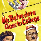 Mr. Belvedere Goes To College (1949) - Clifton Webb  DVD