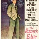 The Razor´s Edge (1946) - Tyrone Power  DVD