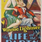 The Life Of The Party (1930) - Winnie Lightner  DVD