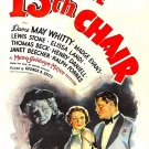The Thirteenth Chair (1937) - May Whitty  DVD