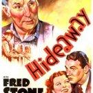 Hideaway (1937) - Fred Stone  DVD