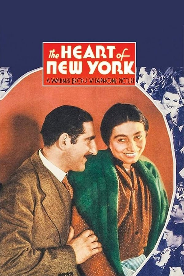 The Heart Of New York (1932) - Joe Smith  DVD