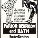 Parlor, Bedroom And A Bath (1931) - Buster Keaton  DVD