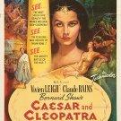 Caesar And Cleopatra (1945) - Claude Rains  DVD