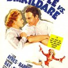 Dr. Kildare : The People Vs. Dr. Kildare (1941) - Lew Ayres  DVD