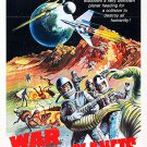War Between The Planets (1966) - Giacomo Rossi Stuart  DVD