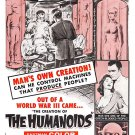 The Creation Of The Humanoids (1962) - Don Megowan  DVD