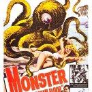 Monster From The Ocean Floor (1954) - Anne Kimbell  DVD