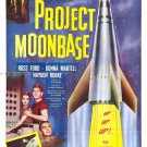 Project Moon Base (1953) - Donna Martell  DVD