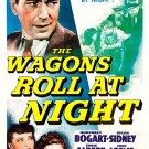 The Wagons Roll At Night (1941) - Humphrey Bogart  DVD
