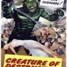 Creature Of Destruction (1967) - Les Tremayne  DVD