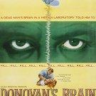 Donovan´s Brain (1953) - Lew Ayres  DVD