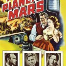 Red Planet Mars (1952) - Peter Graves  DVD