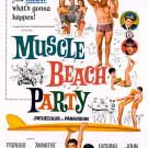 Muscle Beach Party (1964) - Frankie Avalon  DVD